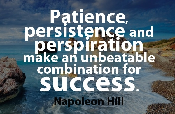 Persistence Motivational Quotes: Top 10 Secrets To Success