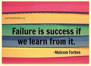 AMP Talent Group Blog Failure is Success